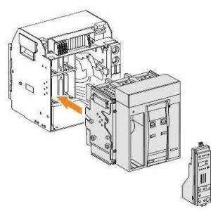 Schneider Elec PBT–Afi 3530–Appareil Base NT 630A H23pôles amovible
