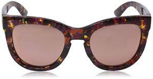 Smith Optics Sidney Lunettes de soleil, femme, SIDNEY, Flecked Mulberry Tortoise, taille unique