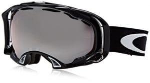 Oakley Splice Masque Ski Snowboard adulte Jet Black Black Iridium