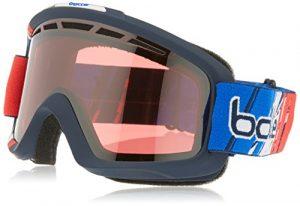 Cébé Nova II Masque de Ski Mixte Adulte, Matte France Limited Edition, M/L