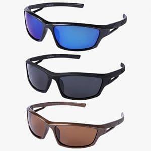 Lunettes de soleil polarisées pour cyclisme, sports de plein air, pêche, lunettes de protection Ct