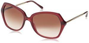 BURBERRY 0BE4193 301413 57 Montures de lunettes Femme, Rouge (Bordeaux/Browngradient),