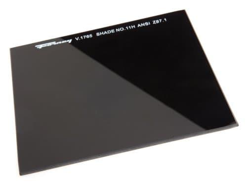 Forney lentille de remplacement en verre trempé, 4–1/4-inch-by-2-inch, 57053