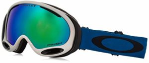 Oakley A-Frame 2.0 Masque de Ski Mixte Adulte, Noir