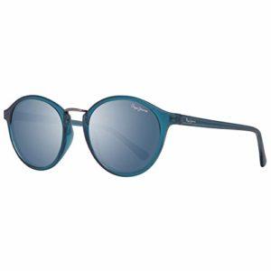 Pepe Jeans PJ7291C350 Montures de lunettes, Bleu (Blue), 50.0 Femme