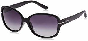 Polaroid P8419 IX Kih 58 Montures de lunettes, Noir (Black/Grey), Femme