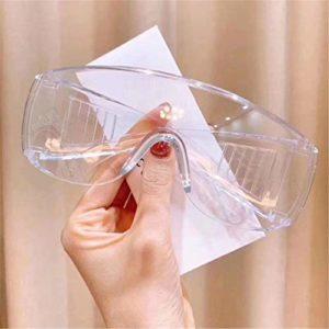 Inconnu TTT Lunettes de Protection Anti-buée Anti-poussière