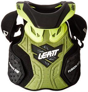 Leatt Enfants Cuirasse Fusion Gilet 2.0 Junior Vert Taille XXL – Vert, XXL