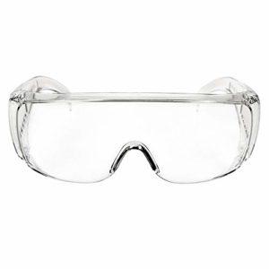 Litty089 Lunettes de protection pour les yeux Transparent Anti-goutte, Anti-buée