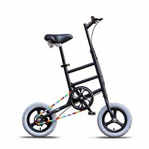 MEICHEN Creative 12″ Route de vélo BMX Mini Bike Park véhicules de Transport Ultra Réverbère Loisirs Cyclisme Non Pliant Bicicleta,01
