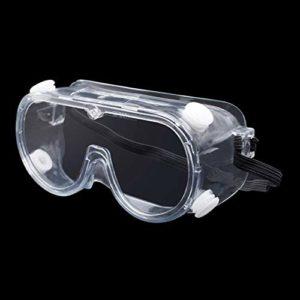 N/A Lunettes de sécurité Transparentes Anti-craches de Ski Lunettes Hommes Femmes Snowboard Lunettes Lunettes de Neige de Protection de la Pluie de Ski Lunettes Anti-buée Masque de Ski