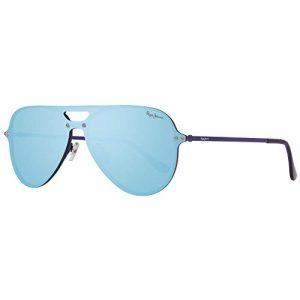 Pepe Jeans PJ5132C4143 Montures de lunettes, Bleu (Blue), 143.0 Mixte Adulte