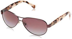 Ralph 0Ra4096 249/62 59 Montures de lunettes, Rose (Rose/Purple Gradient Polarized), Femme
