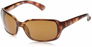 Ray-Ban femme RB4068-642/57 Montures de lunettes, Marron (Havana), 57