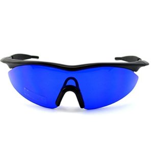Yxs Lunettes de Sport pour Hommes, Femmes – Protection UV Cyclisme Lunettes de Soleil pour Courir Pêche Cyclisme Conduite Baseball Golf Lunettes Anti-Bleu Lunettes