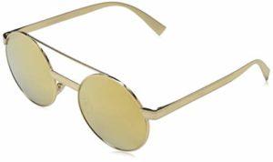 Ray-Ban 0VE2210 Montures de lunettes, Noir (Gold), 52.0 Femme