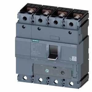 Siemens sentron-3va–Interrupteur automatique 3VA136kA 4pôles TM240250à vis