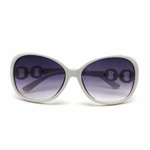 Melunda Lot de 10 paires de lunettes de soleil pour femme