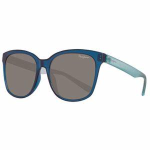 Pepe Jeans PJ7290C454 Montures de Lunettes, Bleu (Blue), 54.0 Femme