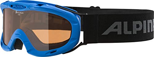 ALPINA Ruby S Masque de Ski Bleu