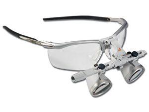 HEINE C-000.32.431Lot de lunettes Binoculari 4x, 340mm