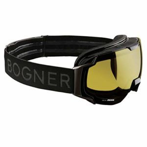 Masque De Ski Bogner Just-B Polarized Black