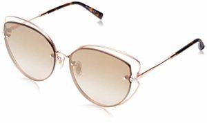 Max Mara Mm Shine Ifs Montures de lunettes Multicolore (Gold Copp) 60 Femme