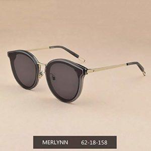 PSSYXT Des lunettes de soleil 2020 lunettes de soleil femmes lunettes de soleil hommes lunettes de soleil vintageMode Cat Eye lunettes de soleil femmes, MERLYNN, 002