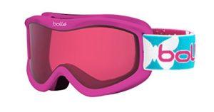Bollé – Volt – Masque de ski – Mixte – Rose (Pink B Butterfly) – Taille Unique (Ref: 21512)