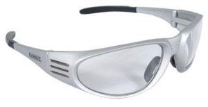 Radians DPG56-1C DeWalt Ventilator Safety Glasses-CLEAR SAFETY GLASSES