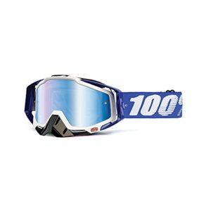 100% Racecraft Masque de Vtt Mixte Adulte, Bleu