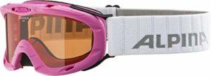 Alpina A7050-433 Ruby S Lunettes de ski Enfant Rose