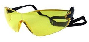 Bolle Viper Lunettes, jaune, 1