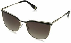Christian Lacroix CL, Montures de lunettes Femme, Or (Light Gold/Grey), 67.0