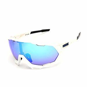 EMYUU Lunettes de Cyclisme, Protection UV, Lumière polarisée Haute définition, Matériau TR90 Ultra-léger, Unisexe, Convient à Tous Les Sports de Plein air 05