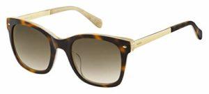 Fossil Fos 2086/S Montures de lunettes Multicolore (Havanbeig), 51 Femme