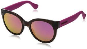 Havaianas Sunglasses Noronha/M, Montures de Lunettes Femme, Multicolore (BRWN Pink), 52