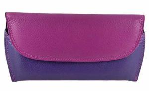 Hide and Sleek – Étui à lunettes – Femme Medium – Violet – Medium