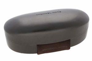 Michael Kors – Étui lunettes de vue grande & chiffon de nettoyage