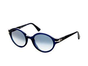 Persol femme 0Po3098S 181/3F 50 Montures de lunettes, Bleu (Bluette/Blueegradient)