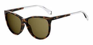 Polaroid PLD 4058/S Montures de lunettes, Marron (DKHAVANA), 57 Femme