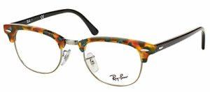Ray-Ban Monture de lunettes – Femme Marron Avana