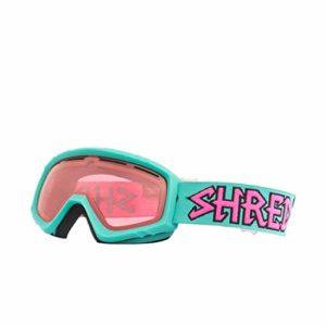 SHRED Masque Mini Air Menthe, Teal, dgomi ng26a