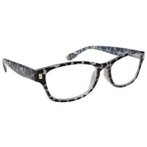 The Reading Glasses Lunettes de Lecture Écaille de Tortue Laiteux Noire Lecteurs Hommes Femmes R10-1 +2,00