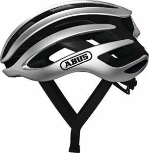 ABUS AIRBREAKER Casque de vélo Mixte Adulte, Noir, M