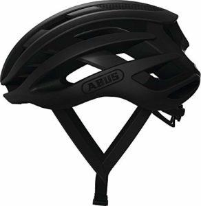ABUS AIRBREAKER Casque de vélo Mixte Adulte, Noir, S