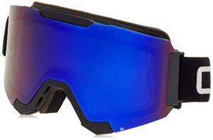 CMP X-Wing Magnet Masque de Ski Unisexe pour Adulte L Nero-Royal