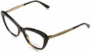 Dolce & Gabbana 0DG2170B 12988D 51 Montures de lunettes, Or (Pink Gold/Pinkgradient), Femme