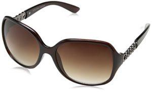 Eyelevel Danielle, Montures de lunettes Femme, Marron (Brown), 58