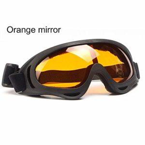 FANPING Lunettes de soleil de snowboard anti-poussière pour moto, ski et sports de plein air Lunettes #30 (couleur : A)